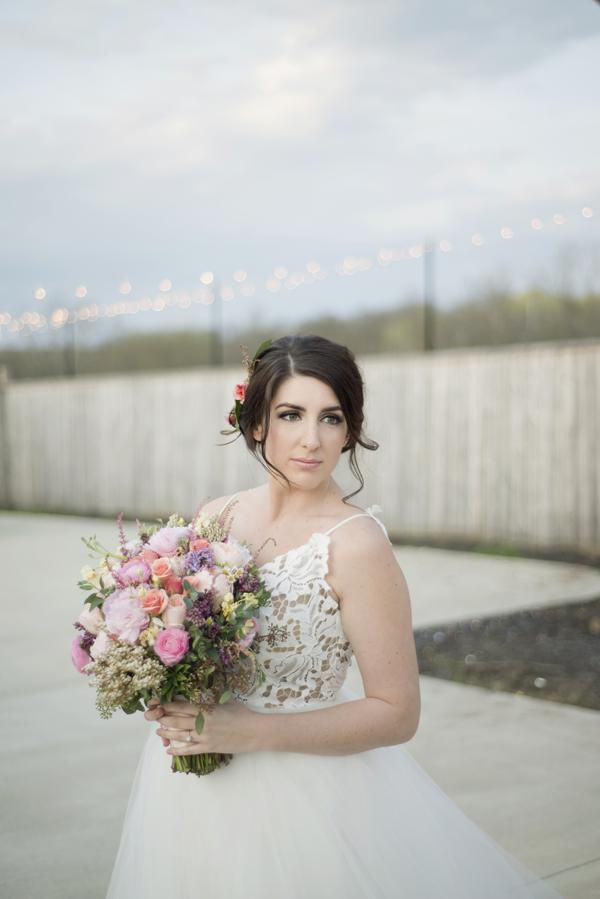 Honey Farm Wedding Reception Venue Dayton Ohio By Ashley Lynn
